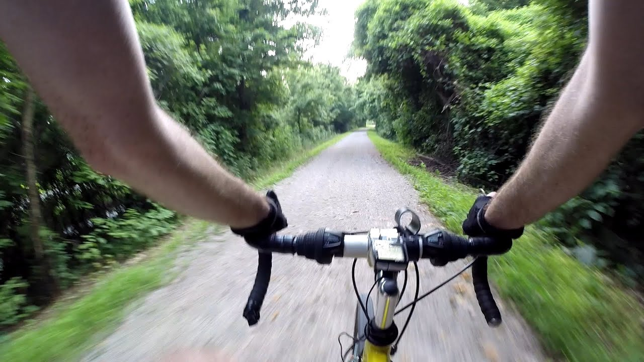 Katy Trail Gopro From Mckittrick Mo To Portland Mo Bike Blogger