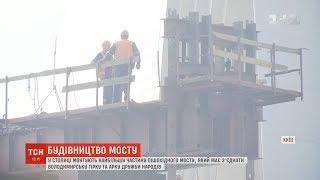 У столиці Володимирську гірку та Хрещатий парк поєднає новий пішохідний міст