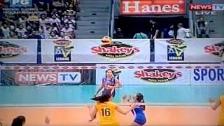 ALYSSA VALDEZ' BEST (vs FEU)