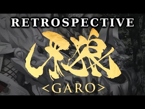 History of Garo: The Chapter of the Black Wolf