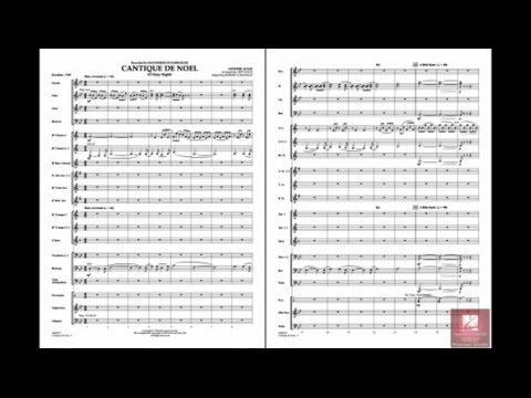 Cantique de Noel (O Holy Night) arr. Davis/adpt. Longfield