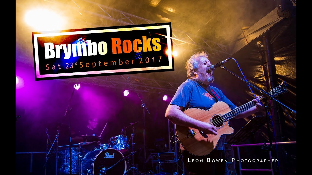 Brymbo Rocks 2017, Official Film