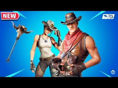 The New Wild West Skins Out Now!.. (Season X)