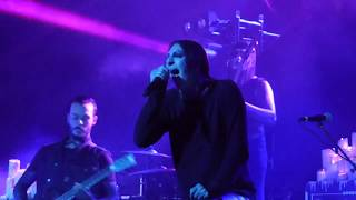 Motionless In White - Rats LIVE [HD] 7/21/17
