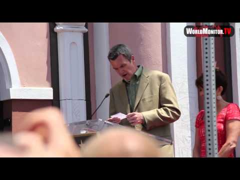 Neil Flynn speech at Patricia Heaton Star Ceremony