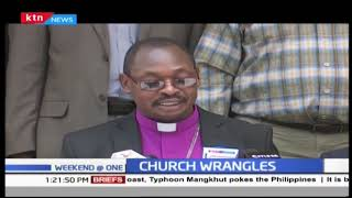 Methodist leaders deny claims church is marred by internal wrangles