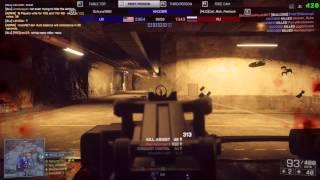KHOOB16 Battlefield 4 Hacker goes 822-15 on Locker :(