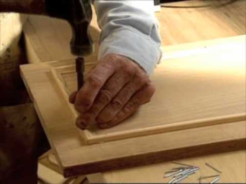 How To Kitchen Cabinet Doors Youtube