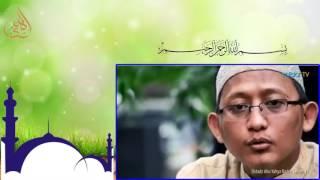 Waspada!!! Berhati Hati Dengan Berita - Ustadz Badru Salam