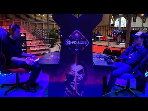 Last Chance + TOP8 Masters League FDJ eSports Tekken7