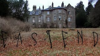 EASTEND (Abandoned House / Mansion) Our Haunted Scotland Project
