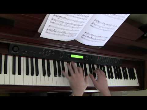 Chess - Heaven help my heart (Piano)