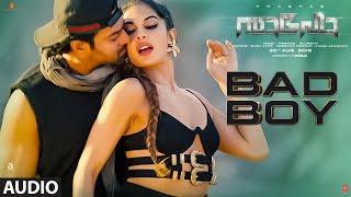 Saaho: Bad Boy Audio Song | Prabhas, Jacqueline Fernandez | Badshah, Benny Dayal, Sunitha Sarathy