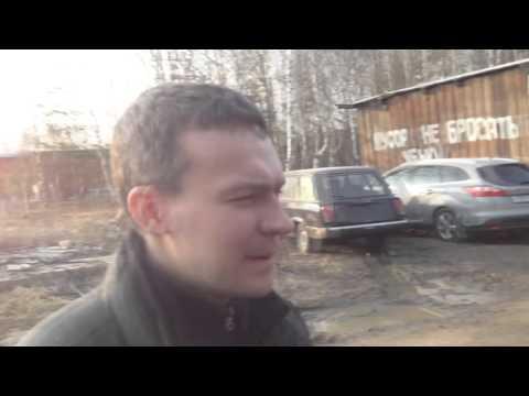 Пробуренная дренажная скважина выпускником Проекта Бурим Сами Сергеем Тищенко