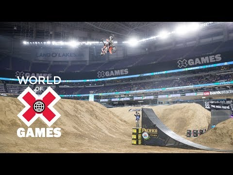 Levi Sherwood: No. 6 Moment of 2017 | World of X Games