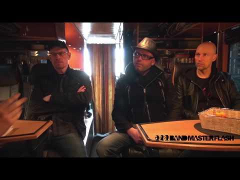 (RU subs) 2016 Interview mit  OOMPH!  || Dresden || Inspiration || Neue Deutsche Härte