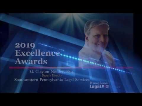 G. Clayton Nestler, Esq. - 2019 Excellence Award