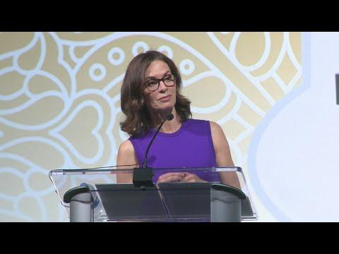 Elizabeth Vargas shares