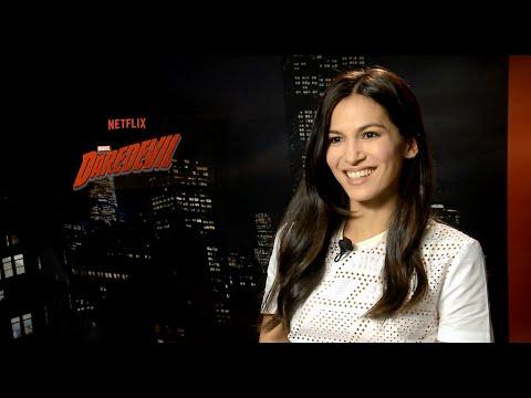 """Entrevista con Elodie Yung - Elektra en """"Daredevil"""""""