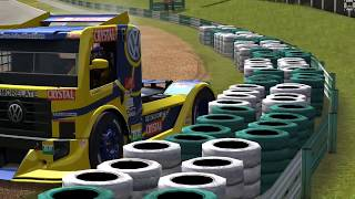 Formula Truck Simulator 2013 gameplay