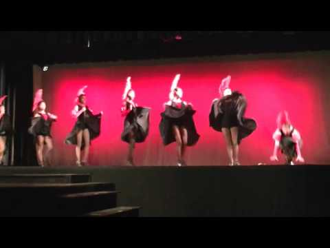 Can Can - Marina Del Rey Performing Arts Magnet - Magic of Broadway 5/31/12