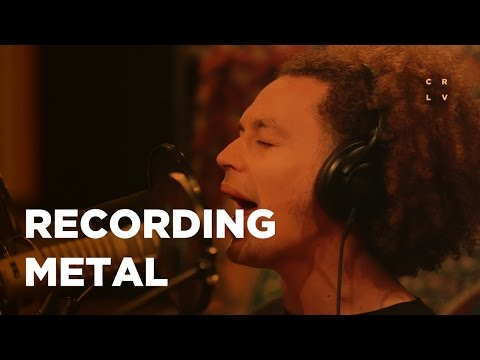 Recording Metal With Eyal Levi