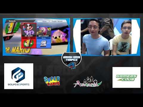Smash@Arcania 3 - Smash 4 - WSF - edd0126(Dr mario) vs Boyka(Meta Knight)