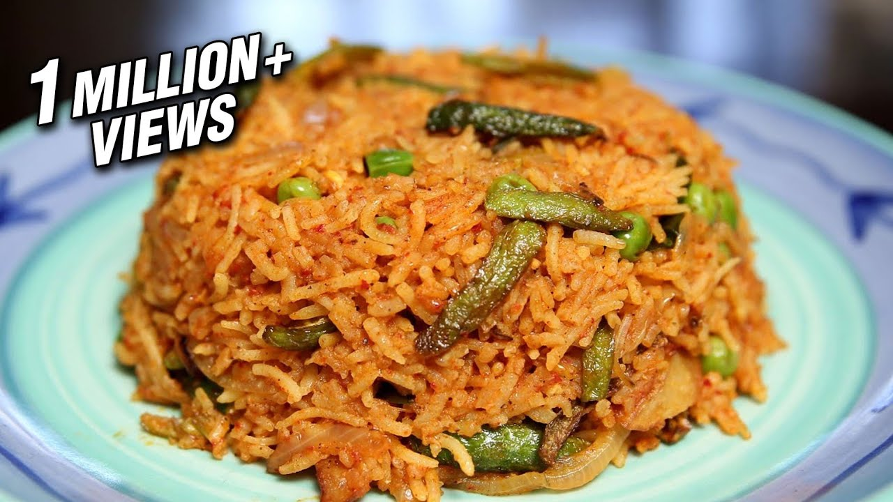 Masala bhaat easy masala rice recipe maharashtrian food masala bhaat easy masala rice recipe maharashtrian food ruchis kitchen youtube ccuart Choice Image