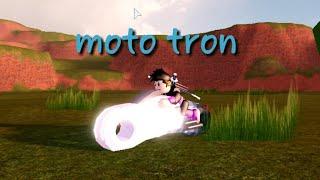 In search of the Moto Tron | roblox | jailbreak