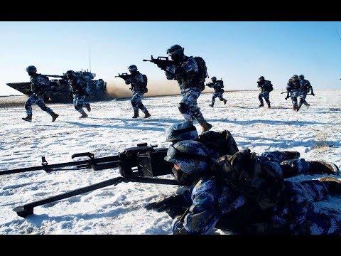 中国海军陆战队扩编,外媒没反应?看完才明白为何美军不出声