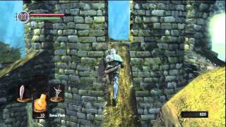 Let's Die Playing Dark Souls 8: Super Secret Key at Firelink Shrine