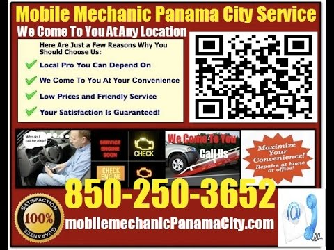 Mobile Mechanic Fountain FL 850-250-3652 Auto Car Repair Service