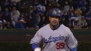 Video 2008 NLDS Gm1: Manny crushes a solo homer in the 7th download MP3, 3GP, MP4, WEBM, AVI, FLV Juli 2018