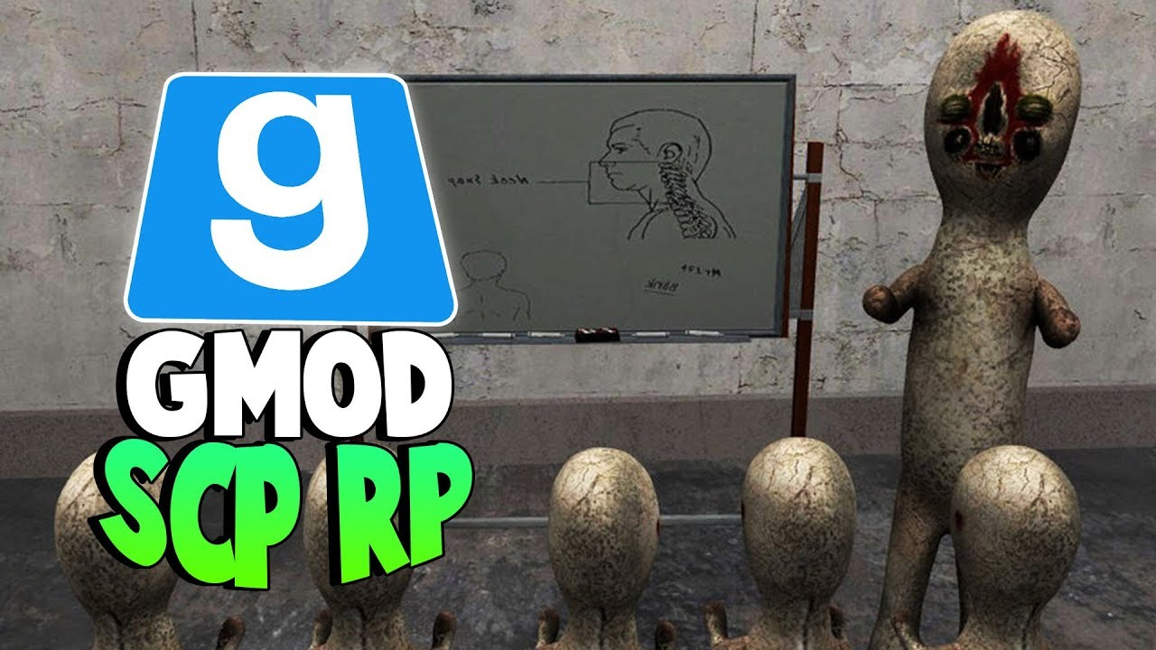 Gmod SCP RP - TEACHING PEOPLE A LESSON