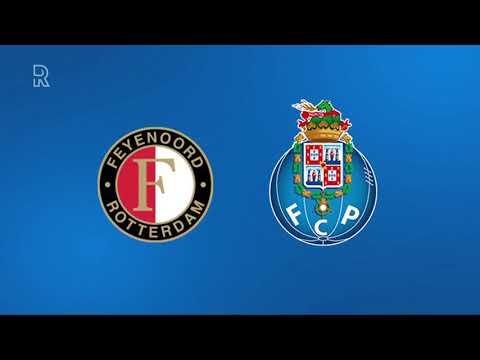 Zo klonk Feyenoord-FC Porto (2-0) op Radio Rijnmond!