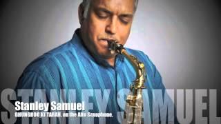 Ghungroo Ki Tarah | Kishore Kumar | Saxophone Cover | Stanley Samuel | Singapore & India
