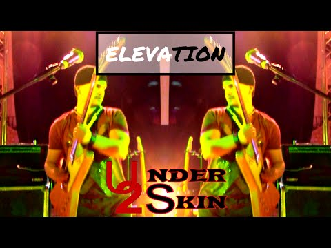 U2 - Elevation Cover [Live Under Skin Tribute Band] - #7