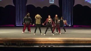 Tap This - Exhibition - 2016 CCA Showdown