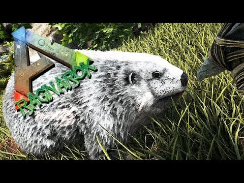 ARK Ragnarok Gameplay German - Wütender Justin Bieber