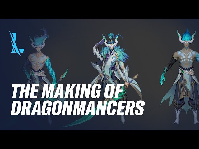 The Making of Dragonmancers | Skins Behind-the-Scenes - League of Legends: Wild Rift