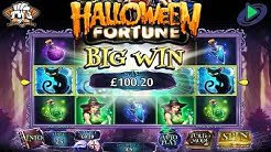Halloween Fortune II Online Slot from Playtech 🎃