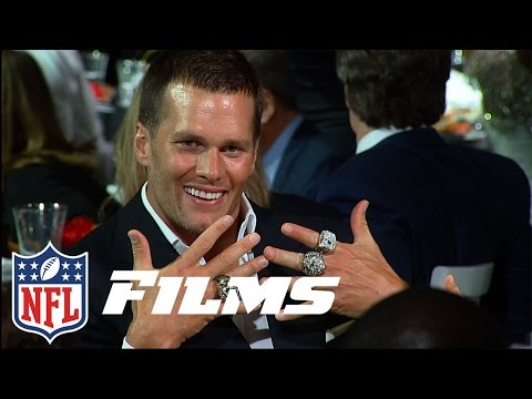 The Patriots Super Bowl Ring Ceremony