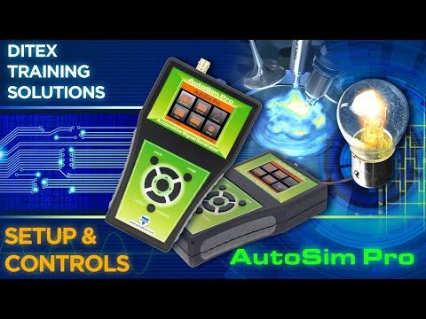 AutoSim Pro Introduction & Setup | DITEX Training Solutions