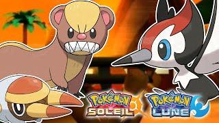 3 nouveaux Pokémon sur Soleil et Lune + Bataille Royale