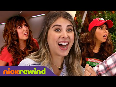 Victorious's Daniella Monet Reacts To Trina's Best Scenes + Zoey 101 + Nick SWAG 😆 | NickRewind