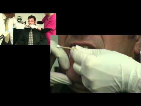 Phonetic Daytime Bite Registration Technique Demonstrated by Dr. Steven Olmos