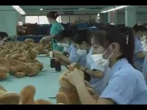 Santa's Workshop  - Inside China's Slave Labour Toy Factorie