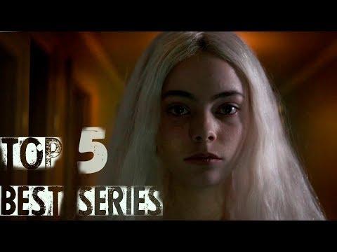 Сериал про вампиров