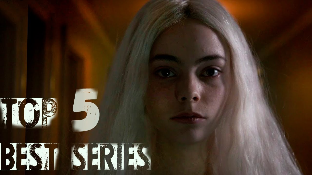 Top 5 Best Series For Vampiers And Workers Series For Adolescents