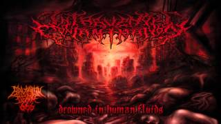 "Intravenous Contamination - ""Drowned In Human Fluids"" (2015) {Full-Album}"